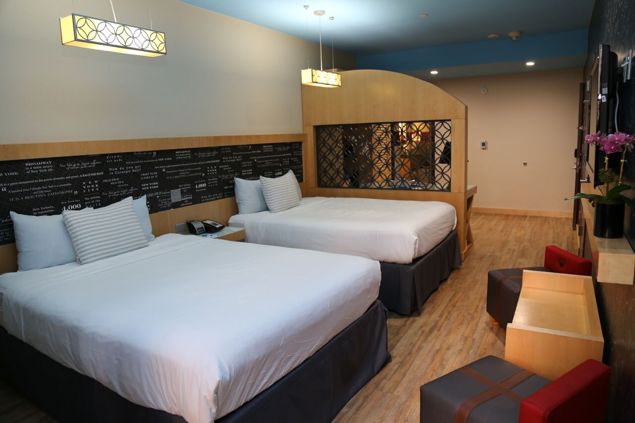 ADA TRYP DOUBLE Room